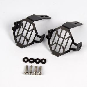 Fog Lamp Protectors - Black