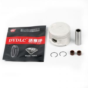 Piston Kit with Rings and Gudgeon Pin Standard Bore for Yamaha YBR 125
