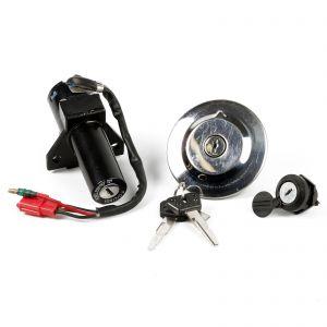 Ignition Switch Fuel Cap Lock Set  for Yamaha YBR 125