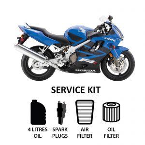 Honda CBR 600 F4/Fi sport (01-06) Full Service Kit