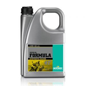 Motorex 10W40 4T - Formula Engine Oil - 4 Litre