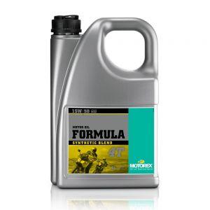 Motorex 15W50 4T - Formula Engine Oil - 4 Litre