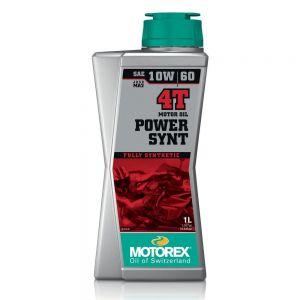 Motorex 10W60 4T - Power Synt Engine Oil