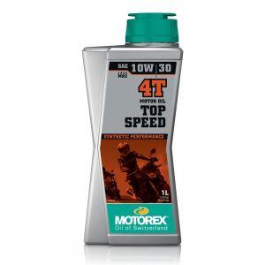 Motorex 10W30 4T - Top Speed  Engine Oil