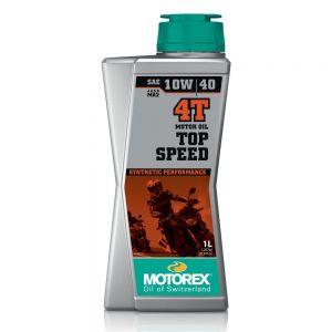 Motorex 10W40 4T - Top Speed  Engine Oil