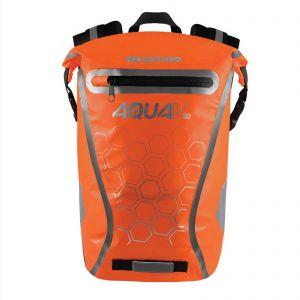 Oxford Aqua V20 Waterproof Reflective 20 L Backpack - Orange