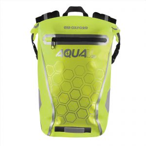 Oxford Aqua V20 Waterproof Reflective 20 L Backpack - Fluo Yellow