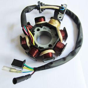 152QMI GY6 125 8-Pole (Coil) Stator / Generator Unit