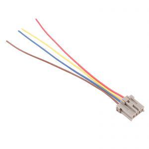 Honda PCX 125 Wiring Harness 4 Pin Plug Ignition Lock Set