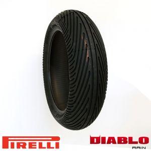 Pirelli Diablo SC1 Wet Race - Rear Tyre - 190/60-17R