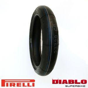 Pirelli Diablo SC1 Superbike - Front Tyre - 120/70-17R