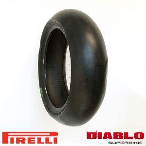 Pirelli Diablo SC2 Superbike - Rear Tyre - 180/60-17R