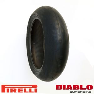 Pirelli Diablo SC2 Superbike - Rear Tyre - 200/60-17R