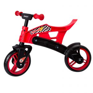 Polisport First Ride Mini MX / Off-Road Red Kids Balance Bike For Ages 2+