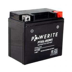 PTX5LBS-12V (YTX5LBS) Powerite AGM Motorcycle Battery | 12V 5Ah