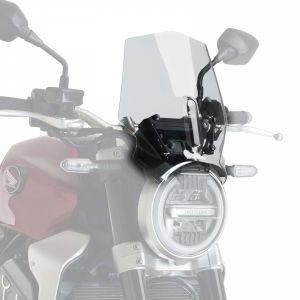 Puig Clear Sport Screen - Honda CB 650 R   CB 1000 R