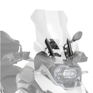 Puig Clear Touring Screen For BMW R1200 GS 13-18   R1250 GS 18-20
