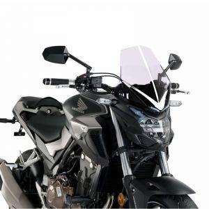 Puig Clear Sport Screen For Honda CB 500 F 16-20