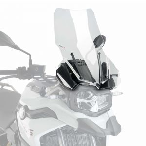 Puig Clear Touring Screen For BMW F750 GS 18-20