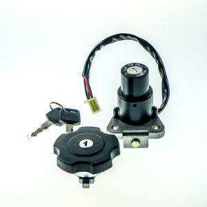Lock Set Ignition Switch - Sinnis Apache 125, Blade 125