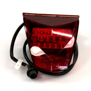 Rear Tail Light Assembly - LED - Sinnis Apache 125