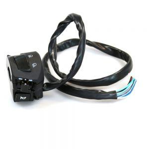 Handlebar Switch Gear- Left - Sinnis Apache 125, Blade 125
