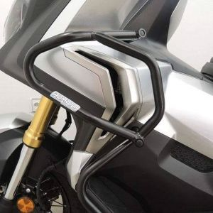 RD Moto Engine Protector Bar Guards | Black | Honda X-Adv 2017-2020