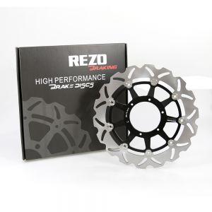 CBR1000RR   VTR1000 SP1/SP2 - Rezo Front Brake Disc