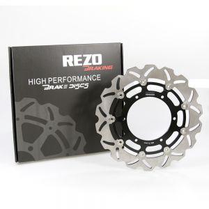 Rezo Wavy Front Brake Disc - Yamaha YZF-R7 / FJR 1300 / MT-01