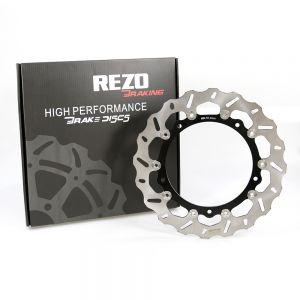 BMW S1000RR 09-18 - Rezo Front Brake Disc