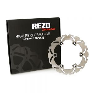 CB1100/1300 | CBR1000/1100 | VFR | XL1000V - Rezo Rear Brake Disc