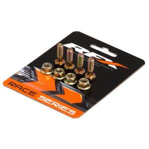 RFX High Tensile Steel Disc Bolt Kit (Rear) Honda CR/CRF