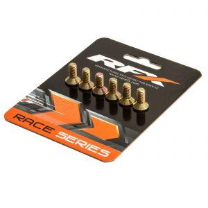 RFX High Tensile Steel Disc Bolt Kit (Front) Yamaha YZ/YZF