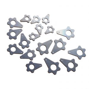 RFX Racing Track Day Safety Wire Tab Washers 18pc Mixed Set M6 M8 M10