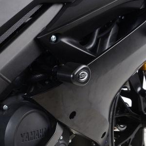 R&G Aero Crash Protector Bungs - Yamaha YZF-R125 2019
