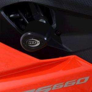 R&G Aero Crash Protectors [Non Drill] for Aprilia RS 660 2021 -