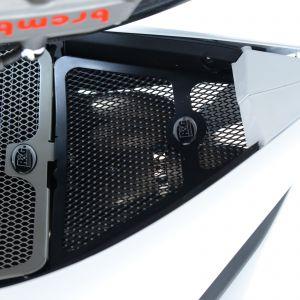 R&G Racing Downpipe Grille - Honda CBR1000RR (12-16)