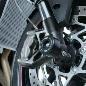 R&G Fork Protectors - Triumph Daytona 13- / Street Triple 15- / Trident 660 21-