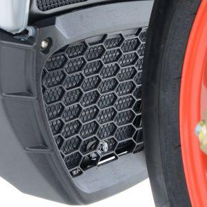 R&G Racing Oil Cooler Guard - Aprilia Tuono V4 1100 (15-18)