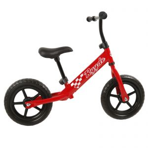 """Ryyde 12"""" Kids Balance Training Bike For Ages 2+ - Red"""
