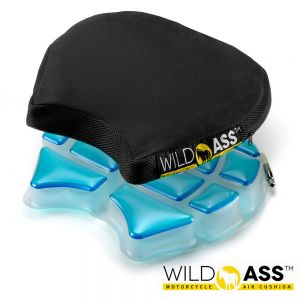 Wild Ass Air Gel Cushion - Cruiser Style