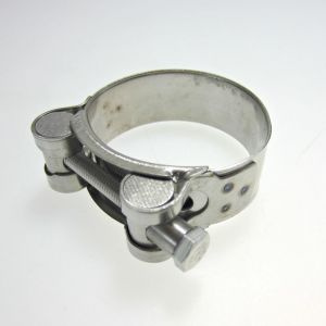 Stainless Steel Exhaust Clamp 48-51mm
