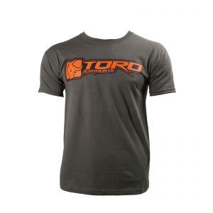 Toro Exhaust Apparel T-Shirt L Light Graphite