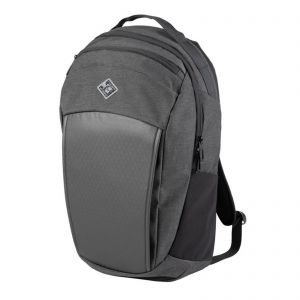 Tucano Urbano Go Pack Scooter Backpack W/ Cover - Grey