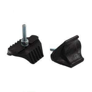 RFX Race Rear Tyre Clamp (Black) 1.85 (WM2)