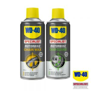 WD40 Specialist Chain Cleaner and Wax