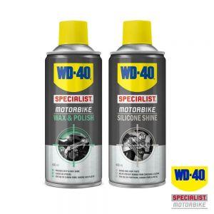 WD40 Specialist Silicone Shine, Wax and Polish