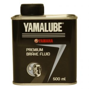 Yamalube DOT 3, 4 & 5.1 - Premium Brake Fluid - 500ml