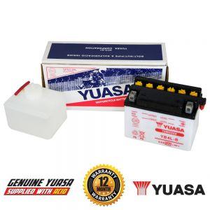 Yuasa YB4L-B Battery