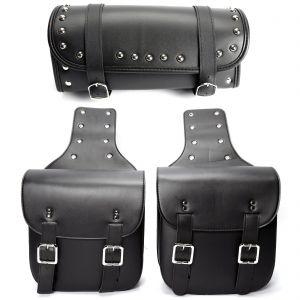 Leather Luggage Kit - Sinnis Hoodlum 125